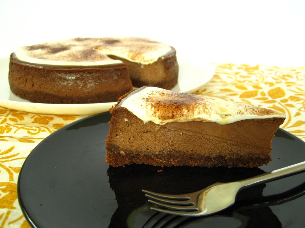 how to make tia maria cheesecake