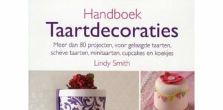 handboek taartdecoraties