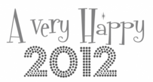 A very happy 2012