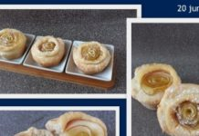Uitgestelde gebakjes