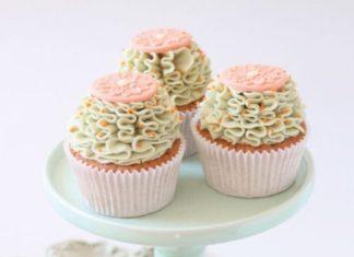 Kardemom Oranjebloesem Cupcake