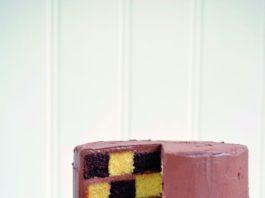 dambord-taart