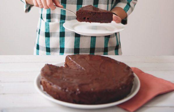 ultieme chocoladecake