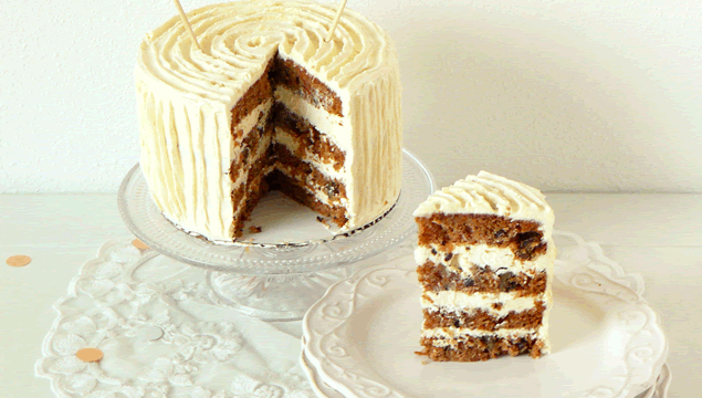 carrot cake met creamcheese