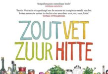 Cover Zout Vet Zuur en Hitte